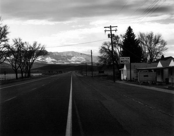 Junction, UT, 2008, gelatin silver print:2017, 20x24 in, 3010, ©Kozo Miyoshi