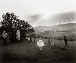 Sally Mann (American, born 1951), Easter Dress, 1986, gelatin silver print, Patricia and David Schulte