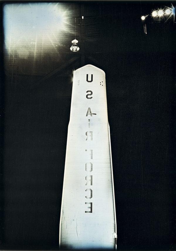 ファルス・ナンバー4 (ダグラス SM-75/PGM-17A トール), マケット, ダゲレオタイプ, edition of 3, 16.5 x 11.9 cm ©Takashi Arai